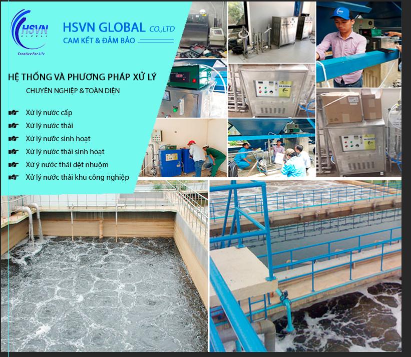 phương pháp xử lý mùi cho hệ thống xử lý nước thải